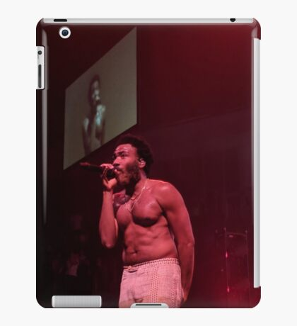 Childish Gambino iPad Case/Skin