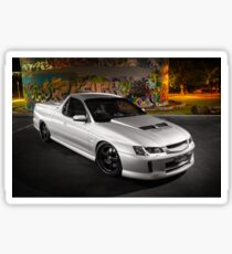 George Aspite's VY SS Holden Commodore Sticker
