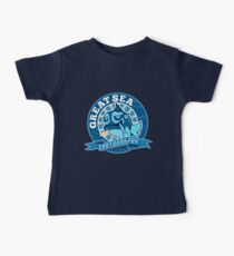 Great Sea Cartography Baby T-Shirt