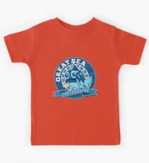 Great Sea Cartography Kids Clothes