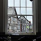 Ansicht aus einem Fenster von GedTKirk