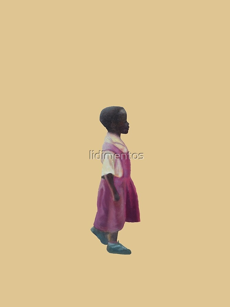 African Girl  by lidimentos