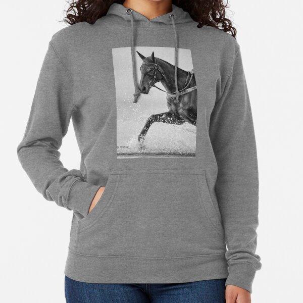 Winx - Racehorse - Splash Lightweight Hoodie