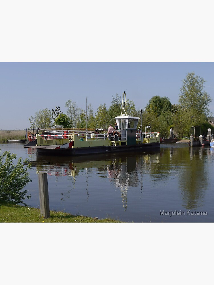The ferry (1) by marjoleink