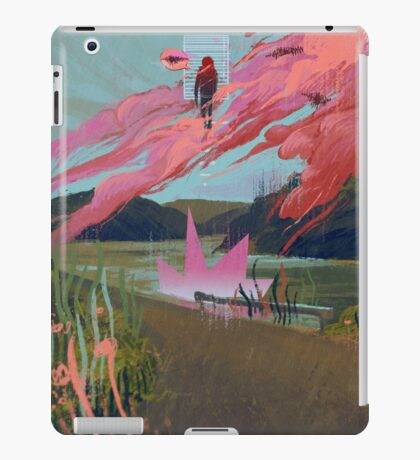 Other Ways Out iPad Case/Skin