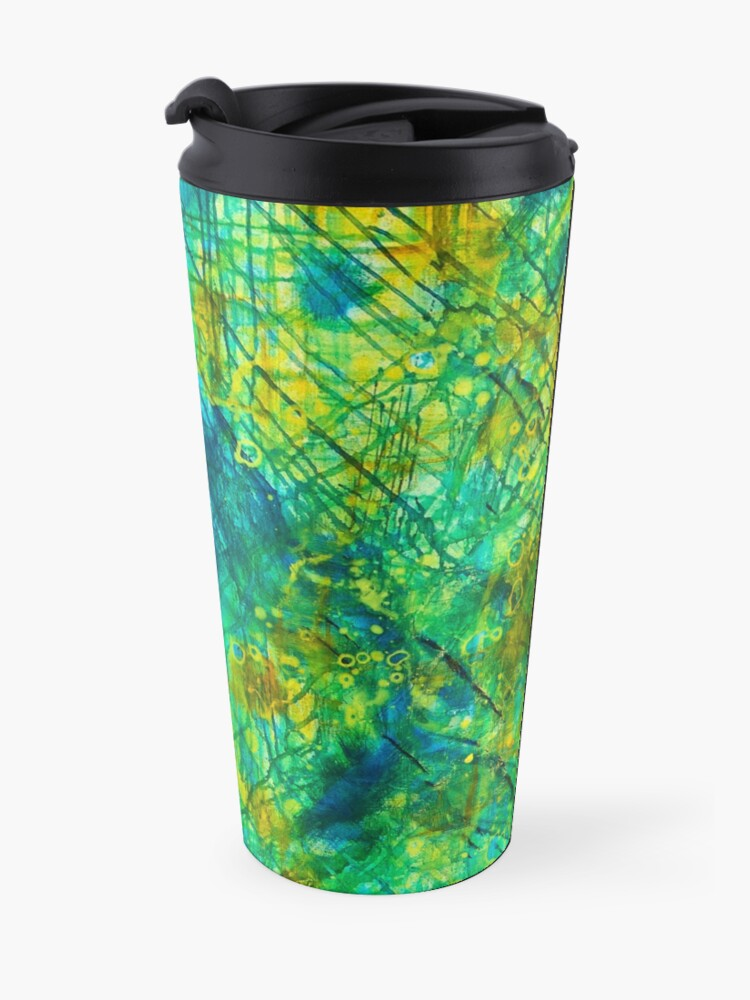 Alternate view of Magical Approach A Travel Mug