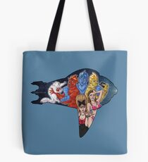 EARTH GIRLS ARE EASY Tote Bag
