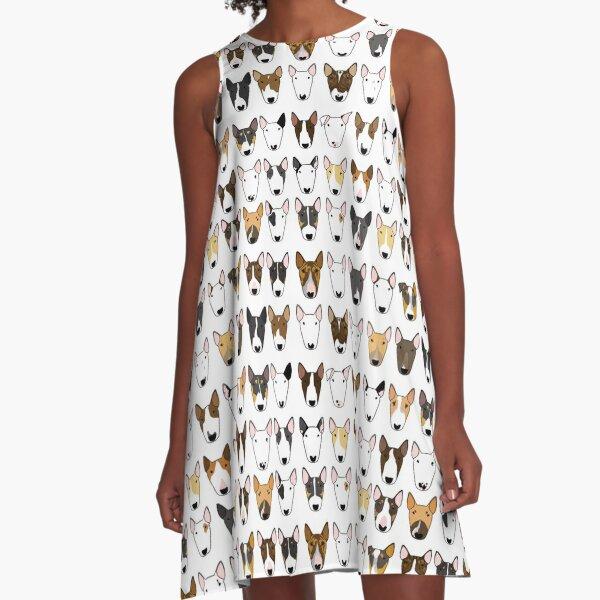Bully Blend A-Line Dress