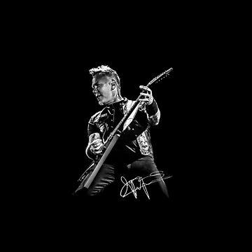 James Hetfield - top guitar by storebycaste