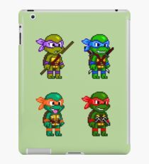 Teenage Mutant Ninja Turtles Pixels iPad Case/Skin