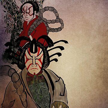 Kabuki 2 by tagakain