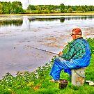 A Break from Farming by ECH52