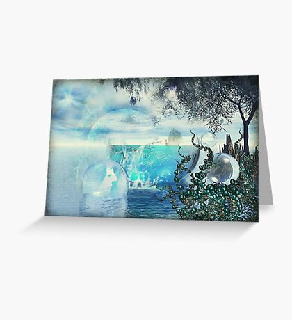 nothing to fear nothing at all Greeting Card