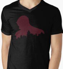 A World on Fire Men's V-Neck T-Shirt