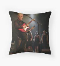 james howard ~ LIVE! Throw Pillow