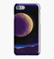 Ringworld Concept iPhone Case/Skin