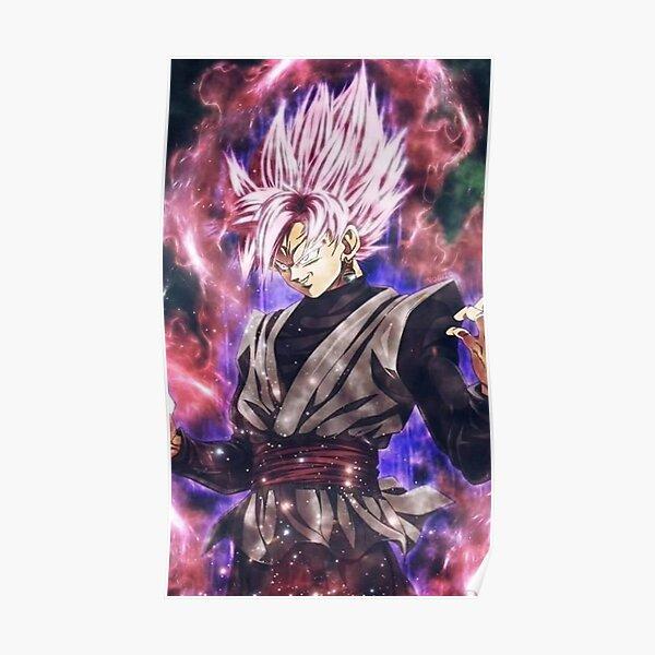 Black Goku - DBS Poster