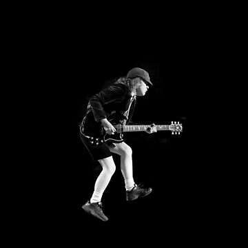 Angus Young - ACDC de storebycaste