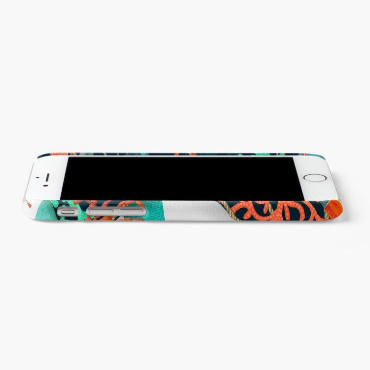 Alternative Ansicht von nautischer Schrottplatz iPhone-Hülle & Cover