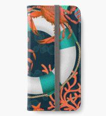 nautical junkyard iPhone Wallet/Case/Skin