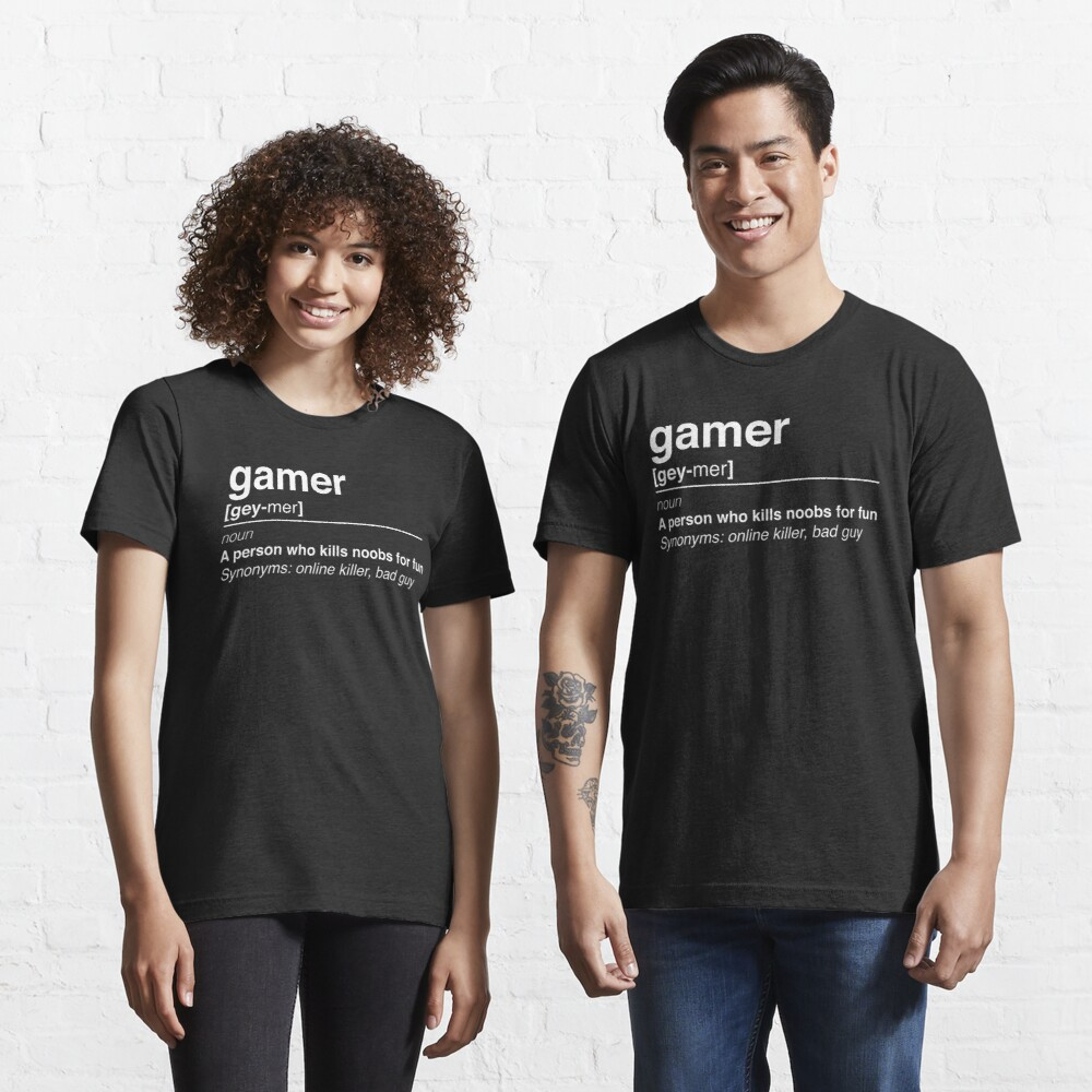 Gamer definition Essential T-Shirt