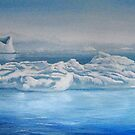 The Icebergs (day 2) by Ken Tregoning
