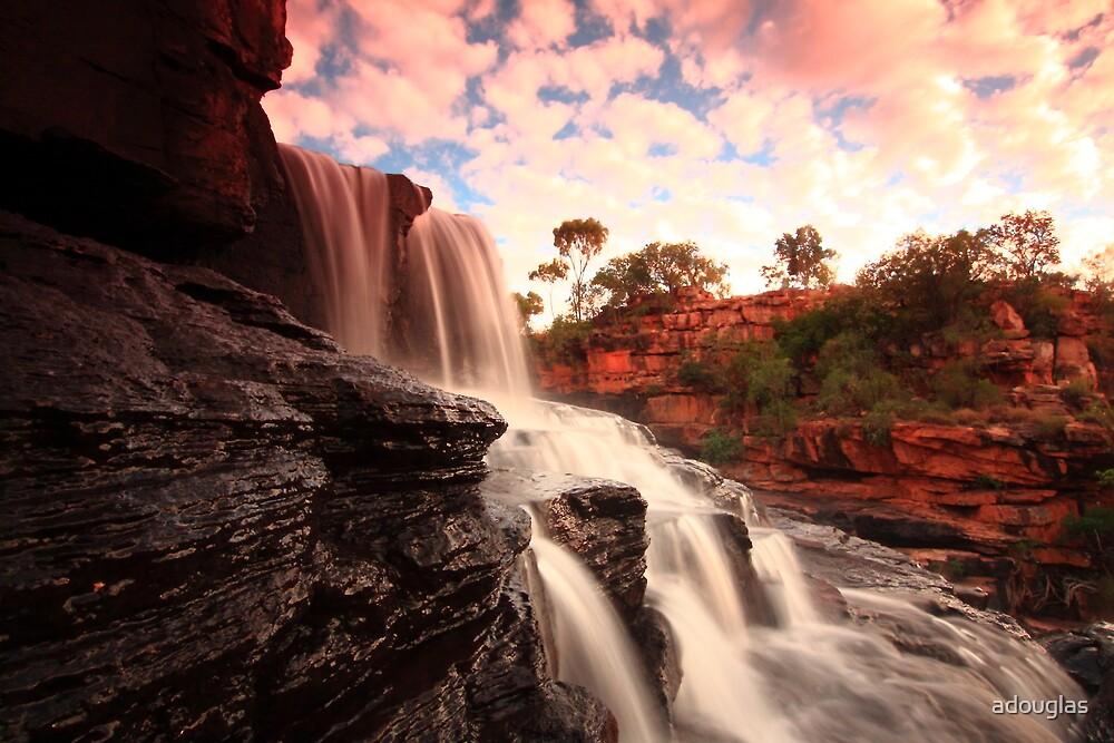 manning gorge falls by adouglas