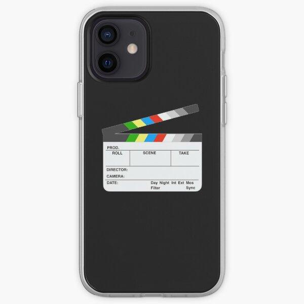 Clapperboard iPhone Soft Case