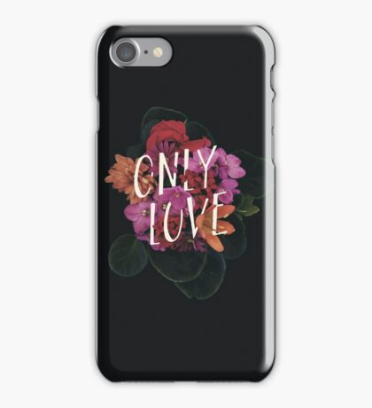 Only Love iPhone Case/Skin