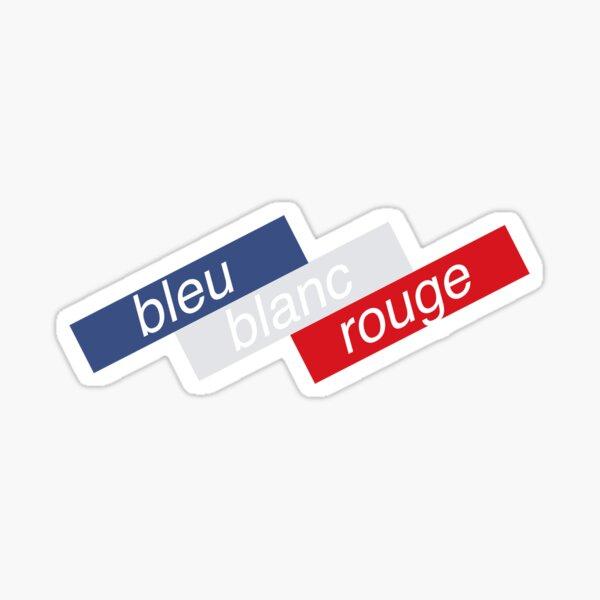 Bleu Blanc Rouge Sticker