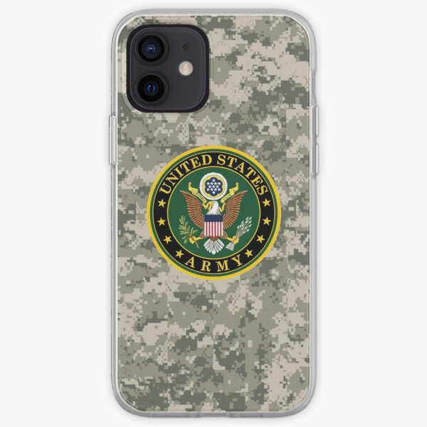 United States Army iPhone Soft Case