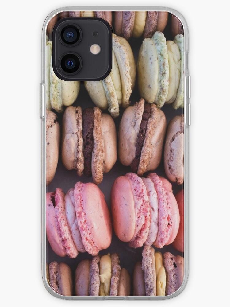 Macarons français | Coque iPhone