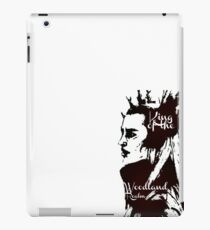 King of the Woodland Realm - Thranduil iPad Case/Skin
