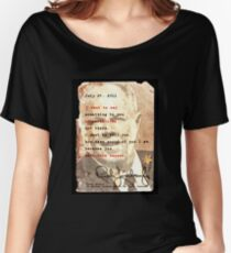 Rush Limbaugh is right Women's Relaxed Fit T-Shirt