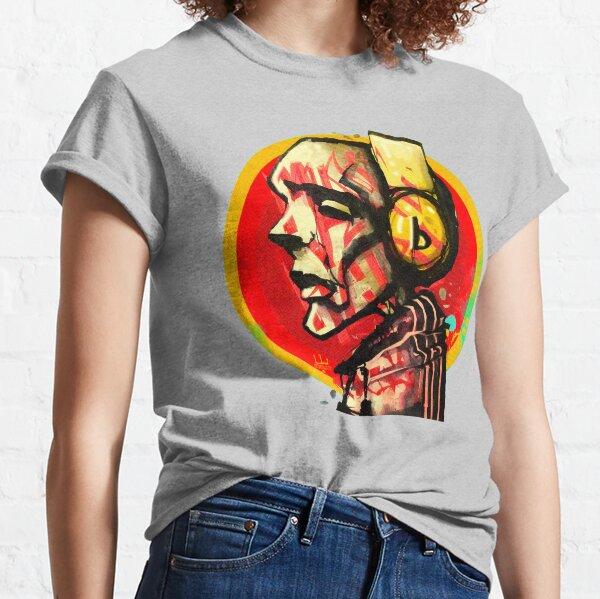 Music Helps Classic T-Shirt
