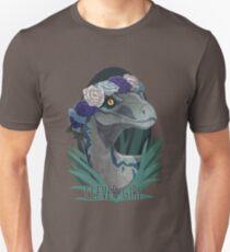Clever Girl - Blue Unisex T-Shirt