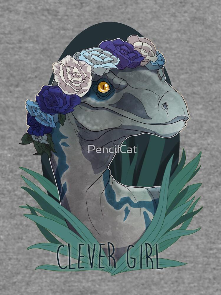 Clever Girl - Azul de PencilCat