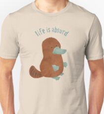 Platypi Don't Lie T-Shirt