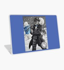 The Second Doctor Laptop Skin