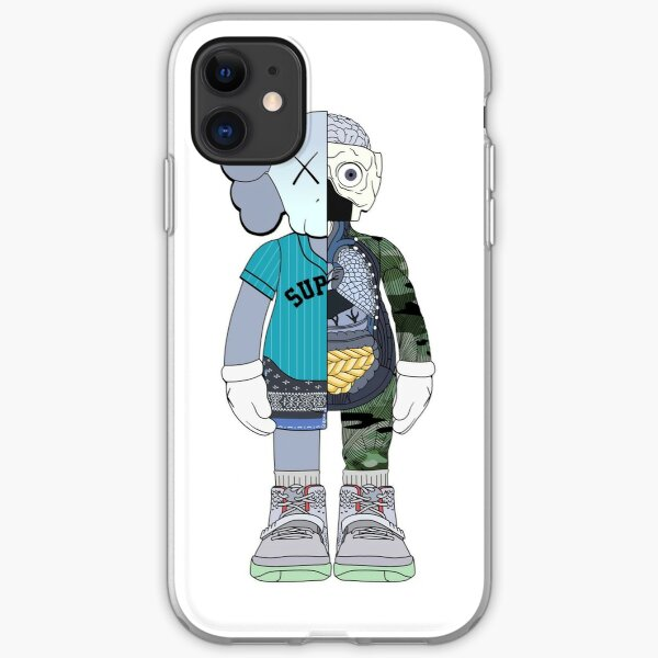 Body Structure iPhone Soft Case