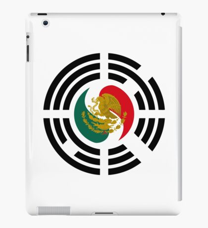 Korean Mexican Multinational Patriot Flag Series iPad Case/Skin