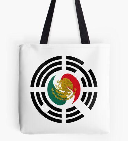 Korean Mexican Multinational Patriot Flag Series Tote Bag