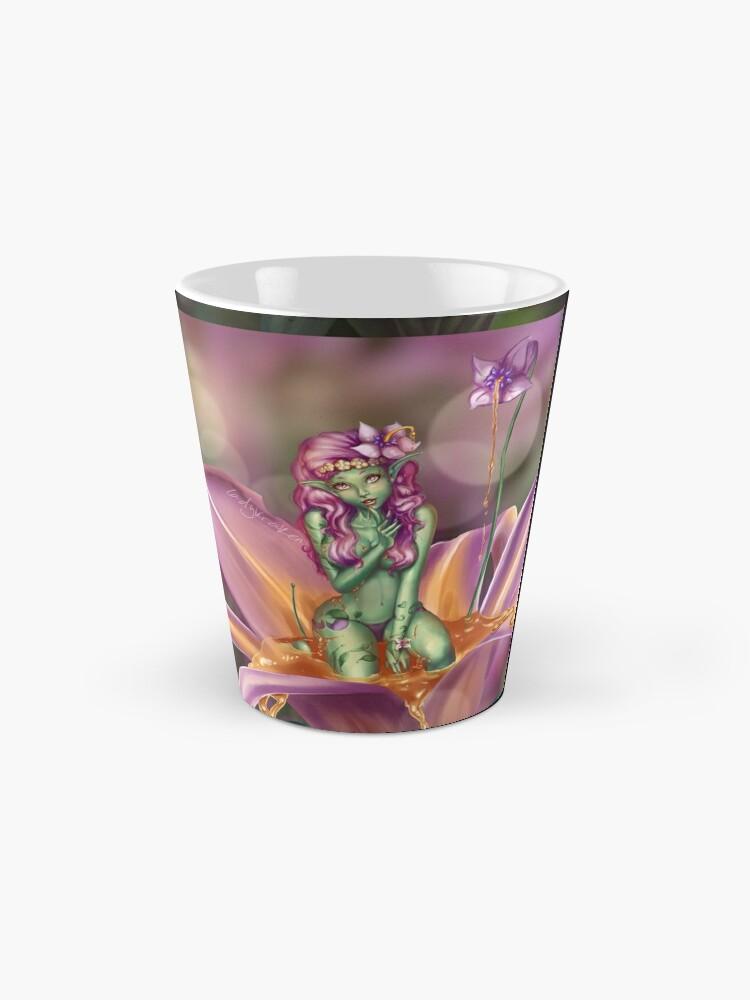 Alternate view of Driade Flower Nymph Mug
