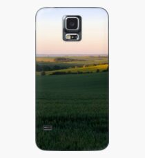 North Wessex Downs Case/Skin for Samsung Galaxy