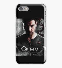 Grimm - Nick iPhone Case/Skin