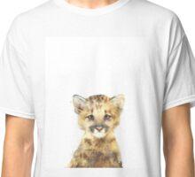 Little Mountain Lion Classic T-Shirt