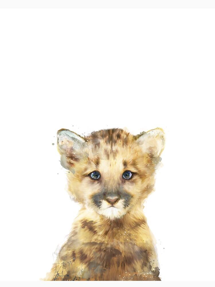 Little Mountain Lion by AmyHamilton