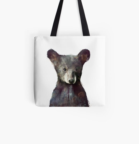 Little Bear All Over Print Tote Bag
