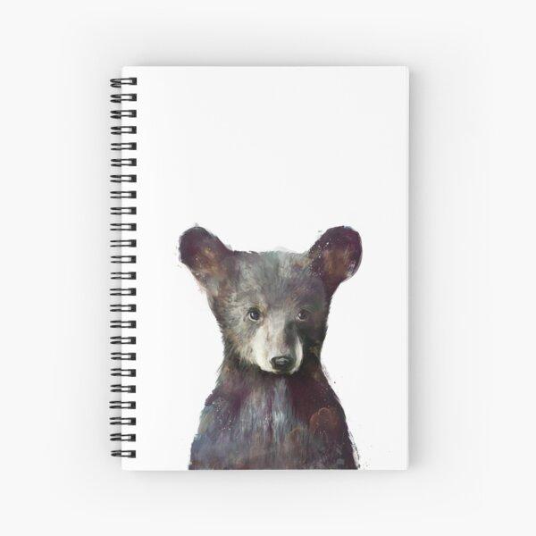 Little Bear Spiral Notebook