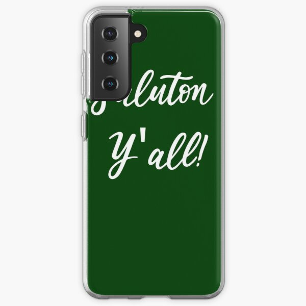 Saluton Y'all! Samsung Galaxy Soft Case